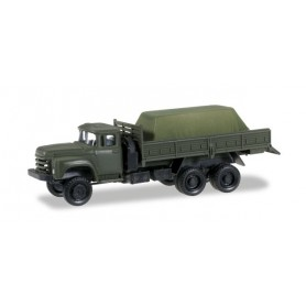Herpa 745260 ZIL 133 Gya pick-up truck with load under the canvas