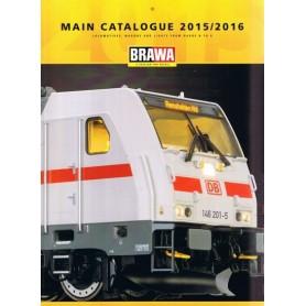 Media KAT333 Brawa Katalog 2015/2016