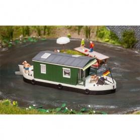 """Faller 161460 Startset """"Faller Car System"""" - Houseboat"""
