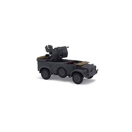 Busch 80001 Horch 108 Typ 40 mit Flakgeschütz