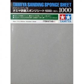 Tamiya 87149 Tamiya Sanding Sponge Sheet - 1000