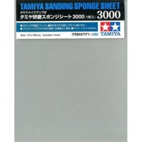 Tamiya 87171 Tamiya Sanding Sponge Sheet - 3000