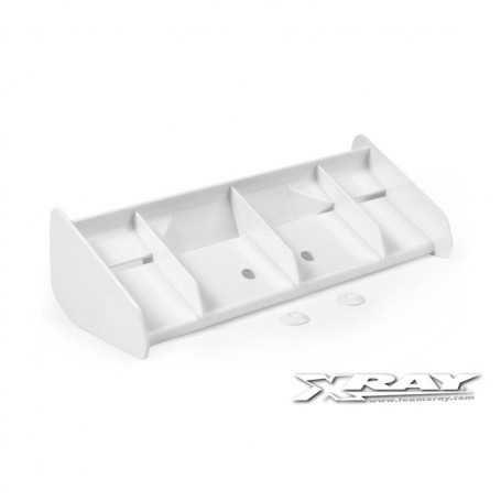 XRay 353511 Vinge 1:8, Composite Rear Wing - White