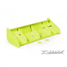 XRay 353511Y Vinge 1:8, Composite Rear Wing - Yellow