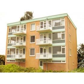 Artitec 10282 Fasad för flervåningshus