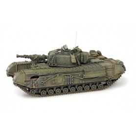 Artitec 38722 Tanks Churchill Tank mk VII