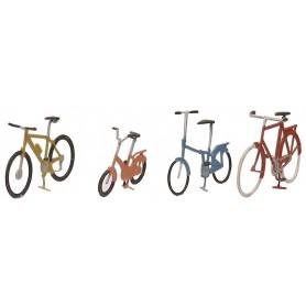 Artitec 322003 Moderna cyklar, 4 st