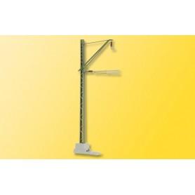 Viessmann 4121 Standard mast, höjd 106,5 mm