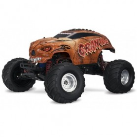 Traxxas 36094.1 Craniac Monstertruck 2WD 1:10 RTR 2.4GHz TQ