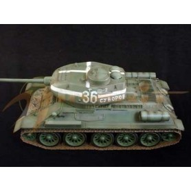 "Merit 86002 Tanks WWII Soviet T34/85 ""Kurland Eastern Front 1944"""