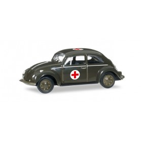 "Herpa 745239 VW Kaefer ""rescue service"""