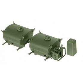 Roco 05071 Portable fuel tank and pump unit