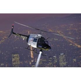 Italeri 1372 Helikopter Bell 206 JetRanger med svenska dekaler