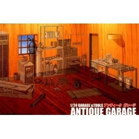 Fujimi 11104 Antikt garage