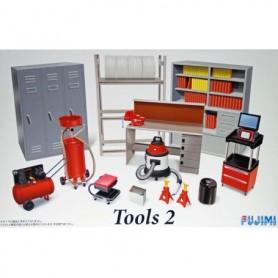 Fujimi 113715 Verktyg för garage