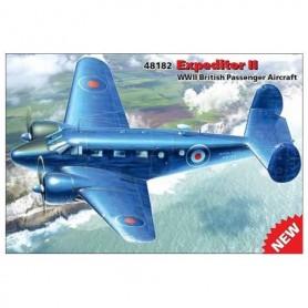 ICM 48182 Flygplan Expedito II WWII British Passenger Aircraft