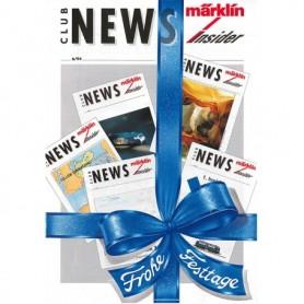 Märklin CLUB694 Märklin Club News Insider 6/94