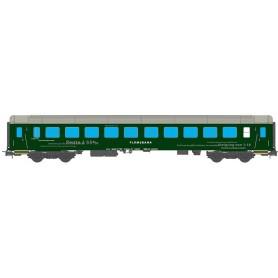NMJ 106410 Personvagn Flåmsbana NSB B3-4 25653