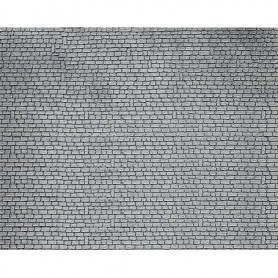 """Faller 170804 Dekorplatta """"Natursten"""", mått 370 x 125 x 6 mm (2 x)"""