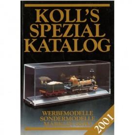 Media BOK199 Kolls Värderingsbok för Märklin 2001, spezial