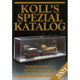 Media BOK201 Kolls Värderingsbok för Märklin 2001, spezial
