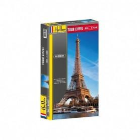"Heller 81201 Eiffeltornet i byggsats ""Tour Eiffel"""