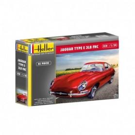 Heller 80709 Jaguar Type E 3L8 FHC