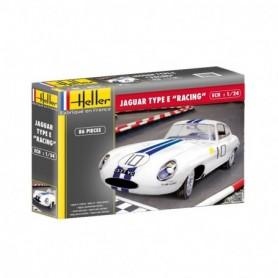 """Heller 80783 Jaguar Type E """"Racing Le Mans"""""""