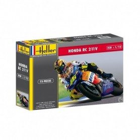Heller 80910 Motorcykel Honda RC211V