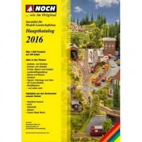 Media KAT368 Noch Katalog 2016, tyska