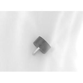 Märklin 604180 Lampfäste, svart, för 2-pins lampor, 1 st