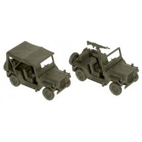 """Roco 05095 Ford Mutt """"US Army"""""""