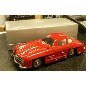 """Märklin 1092 Mercedes Benz 300 SL, röd """"Märklin Museumsmodell 1993"""""""