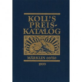 Media BOK208 Kolls Värderingsbok för Märklin 1999