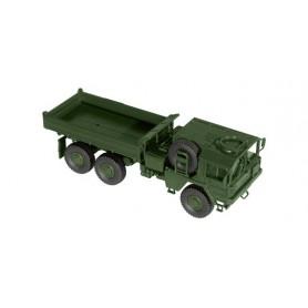 """Roco 05061 MAN LKW 7 t mil gl 453 (2. Generation) (6x6) """"Kipper der Bundeswehr BW"""""""