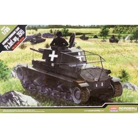 Academy 13313 Tanks German Command Tank Pz.bef.wg. 35(t)