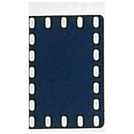 Märklin Metall 11417 Täckplatta, 5 x 7 hål, mått 60 x 90 mm