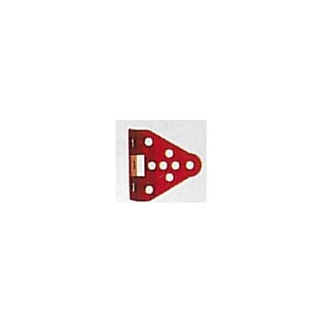 Märklin Metall 11360ANY Täckbricka, triangulär, vinklad