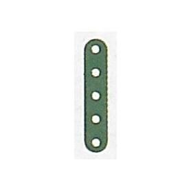 Märklin Metall 10005NY Flatband, 5 hål, 60 mm
