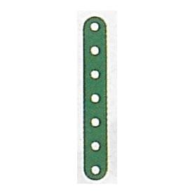 Märklin Metall 10007NY Flatband, 7 hål, 90 mm.