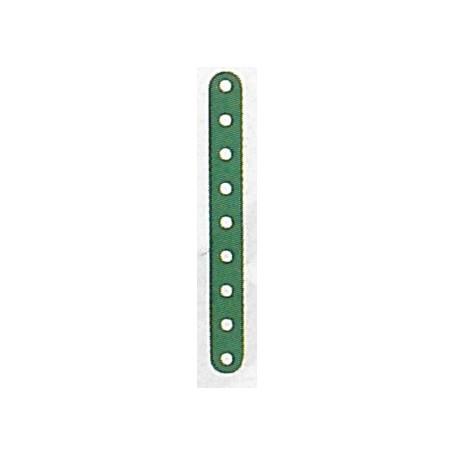 Märklin Metall 10009NY Flatband, 9 hål, 110 mm