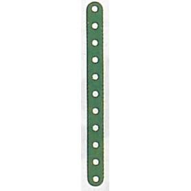 Märklin Metall 10011NY Flatband, 11 hål, 140 mm