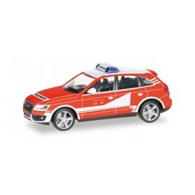 "Herpa 092210 Audi Q5 ELW ""Bühl Auxiliary fire department"""