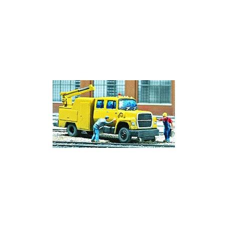Magnuson 954 Lastbil med kranarm