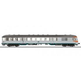 Märklin 58344 Kontrollvagn Bdnf 735 2:a klass med baggageavdelning