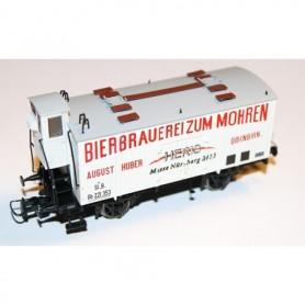 "Heris 50003 Ölvagn med bromskur ""Bierbrauerei Zum Mohren"" ""Nürnberg Messe 2013"""