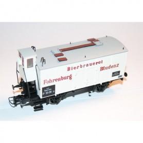 "Heris 50903 Ölvagn med bromskur ""Fohrenburg Bierbrauerei Bludenz"" ""Nürnberg Messe 2014"""