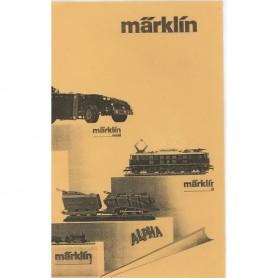 """Märklin VHS8 Video VHS """"Samlingsvideo 1988-1993"""""""