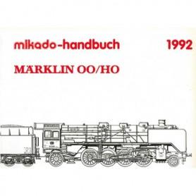 Media BOK227 Mikado Handbuch 1992, buch 1
