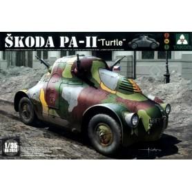 "Takom 2024 Skoda PA-II ""Turtle"""